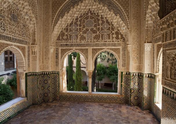 """Alhambra, em Sevilla: um dos cenários de """"Games"""" (Foto: Think Stock)"""