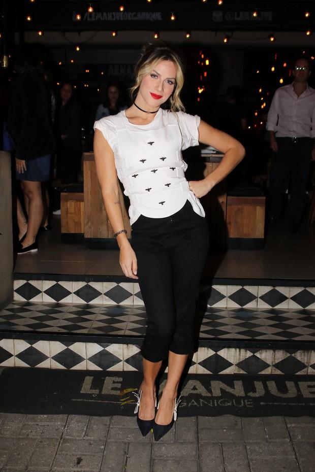 Giovanna Ewbank (Foto: Duran/AgNews)