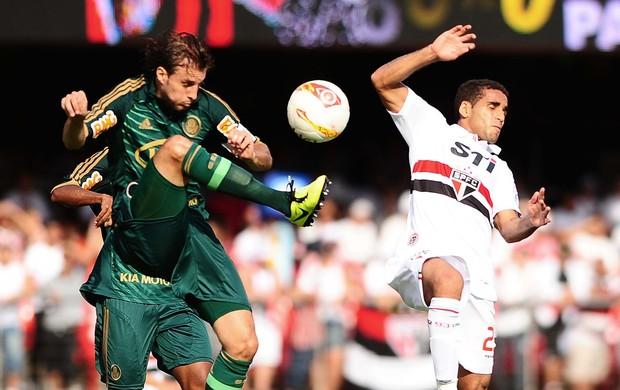 Henrique, São Paulo x Palmeiras (Foto: Marcos Ribolli)