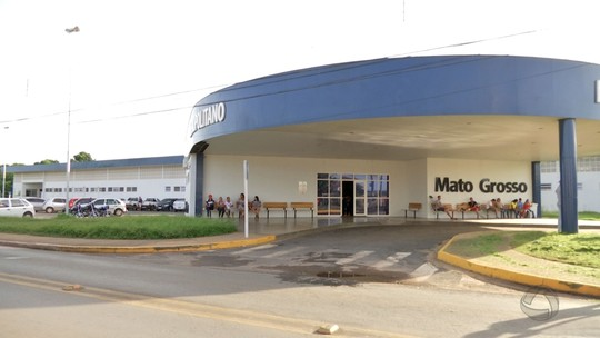 Exames em hospital de MT são suspensos por falta de funcionários