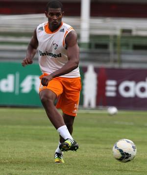 Marlon, fluminense (Foto: NELSON PEREZ/FLUMINENSE F.C)