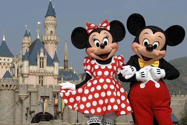 Clique do Magic Kingdom, na Disney (Foto: Divulgação)