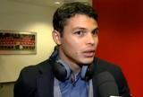 """Thiago Silva elogia Firmino e torce por nova convocação: """"Ele tem estrela"""""""
