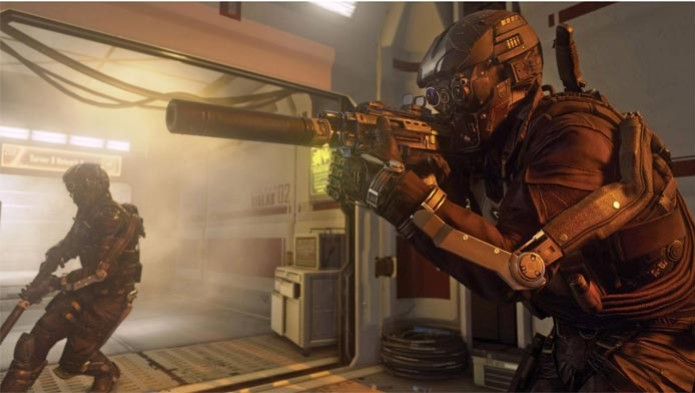 Call of Duty: Advanced Warfare (Foto: Divulgação) (Foto: Call of Duty: Advanced Warfare (Foto: Divulgação))