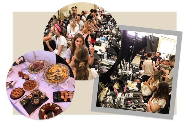 24h de Dolce & Gabbana com Kamila Hansen (Foto: Divulgação)