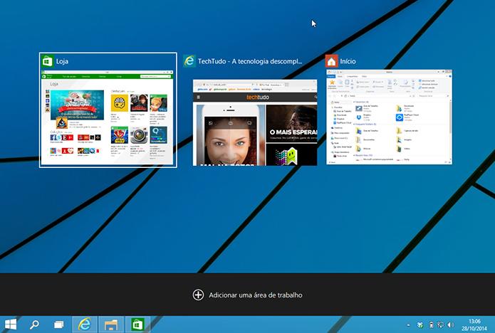 Windows 10 vai ganhar gestos no trackpad para mostrar prévias de apps, entre outras visualizações (Foto: Reprodução/Paulo Alves) (Foto: Windows 10 vai ganhar gestos no trackpad para mostrar prévias de apps, entre outras visualizações (Foto: Reprodução/Paulo Alves))