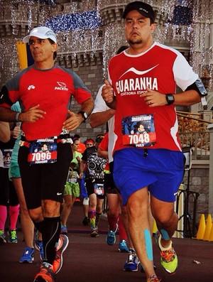 paulo brasil jr (Foto: Reprodução/Marathon Disney Photo)