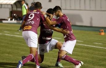 Ferroviária marca no fim, de pênalti, e assegura empate contra o Bragantino