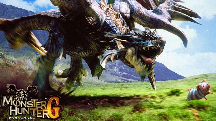 Monster Hunter G é um dos melhores jogos da série (Foto: Divulgação/Capcom)