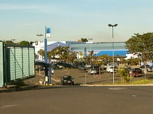 Tivoli Shopping, em Santa Bárbara d'Oeste (SP) (Foto: Reprodução/ EPTV)