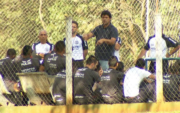 Marcus Vinícius, Ponte Preta (Foto: Carlos Velardi/ EPTV)