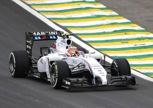 Felipe Nasr, Treino Livre GP do Brasil (Foto: EFE)