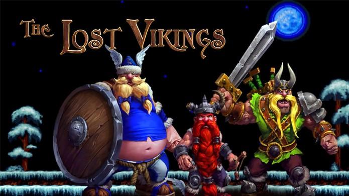 The Lost Vikings estão de volta como campeões em Heroes of the Storm (Foto: Reprodução: YouTube) (Foto: The Lost Vikings estão de volta como campeões em Heroes of the Storm (Foto: Reprodução: YouTube))