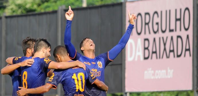 Nova Iguaçu x Boavista - final do quadrangular da Taça Rio (Foto: Bernardo Gleizer/NIFC)