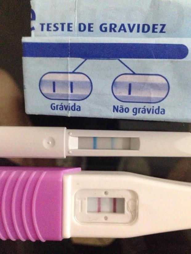 Rafael Ilha e a mulher, Aline Kezh, serão pais pela segunda vez (Foto: Arquivo Pessoal)