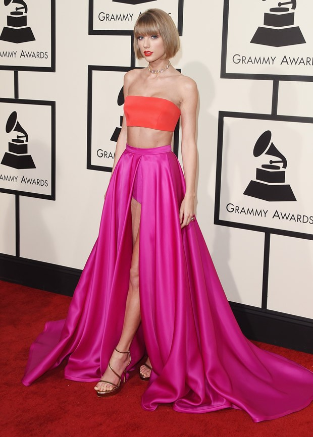 Grammy Awards 2016 - Taylor Swift (Foto: Getty Images)