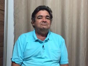Aldo Barbosa, funcionário público (Foto: Tássio Andrade/G1)