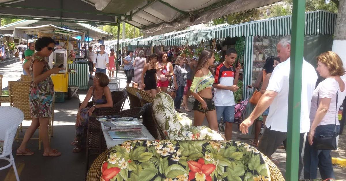 Feirinha de Teresópolis, RJ, estará aberta no feriado do padroeiro ... - Globo.com