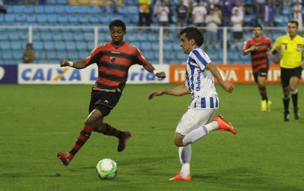 avaí x oeste (Foto: Jamira Furlani/Avaí FC)