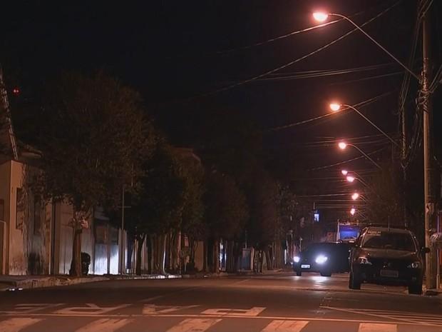Vítima do golpe mora no Jardim Esplanada, em Boituva (Foto: Reprodução/ TV TEM)