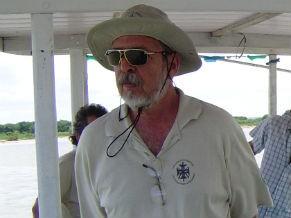 Prof Marcos Albuquerque Arqueologia  (Foto: Divulgação)