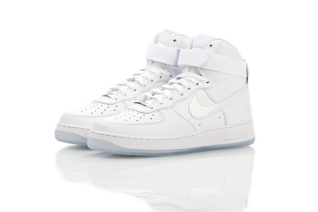 Nike Air Force 1 ganha releitura (Foto:  )
