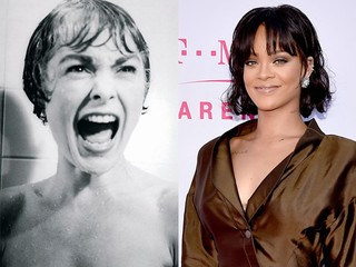 Psicose e Rihanna (Foto: Reprodução | AFP)