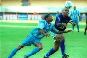 Paysandu perde o primeiro jogo da final, em Belém (Foto: Raimundo Paco / O Liberal)