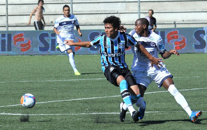 Grêmio x São José (Foto: Fernando Teixeira / Ag. Estado)