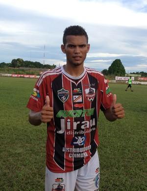Voltante Galdino, do Morumbi (Foto: Júnior Freitas)