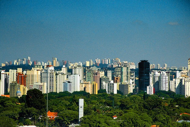 São Paulo (Foto: Alexandre Giesbrecht)