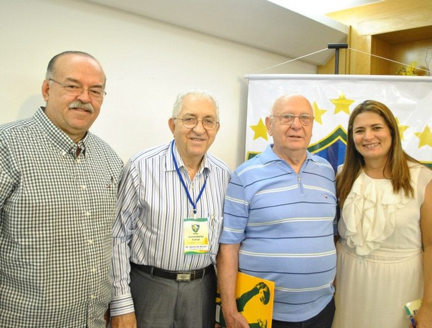 Diretoria da CBFS toma posse para novo mandato (Foto: Viviane Sobral/CBFS)