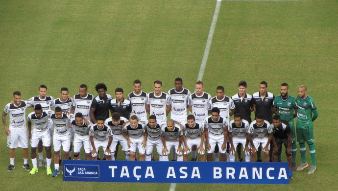Ceará, Flamengo, Taça Asa Branca (Foto: Juscelino Filho)