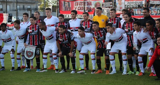 muy hermanos! (Afonso Pastore/saopaulofc.net )