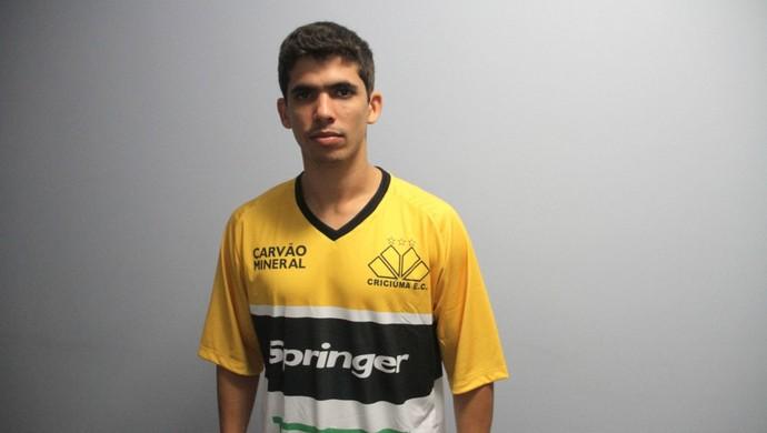 Natan Criciúma (Foto: Fernando Ribeiro/www.criciumaec.com.br)