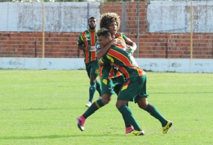 Sampaio venceu o Araioses, mas já tem nova misão diante do São José-MA (Foto: Sampaio / Divulgação)