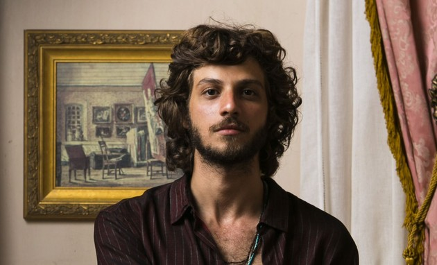 Chay Suede está cotado para novela de João Emanuel Carneiro (Raquel Cunha/TV Globo)