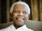 Saúde de Mandela tem 'progressos constantes', diz África do Sul