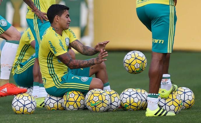 Dudu Palmeiras Treino (Foto: Cesar Greco/Ag Palmeiras/Divulgação)