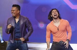 Munhoz brinca: 'Acho que o Mariano era gogoboy' (Fabio Rocha/Gshow)