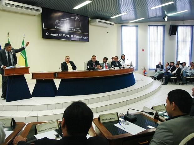 Vereadores disseram que a fiscalização poderá ser feita no município (Foto: Assessoria Parlamentar/divulgação)