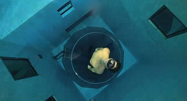 La piscina mas profunda del mundo nemo 33 taringa for Piscina mas profunda del mundo