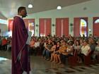Católicos de MT celebram a abertura da 'Porta da Misericórdia'