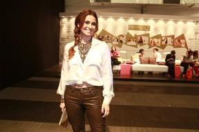 Giovanna Antonelli (Foto: Isac Luz/ EGO)