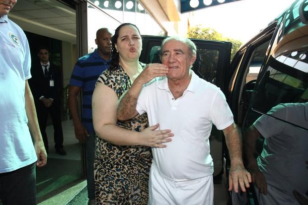 Renato Aragão (Foto: Wagner Santos / Foto Rio News)