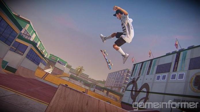 Tony Hawks Pro Skater 5 permitirá que você crie seu próprio skatista para jogar (Foto: Reprodução/GameInformer)