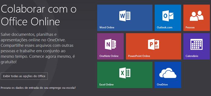 Office ganhou versão para o Chrome (Foto: Thiago Barros/Reprodução)