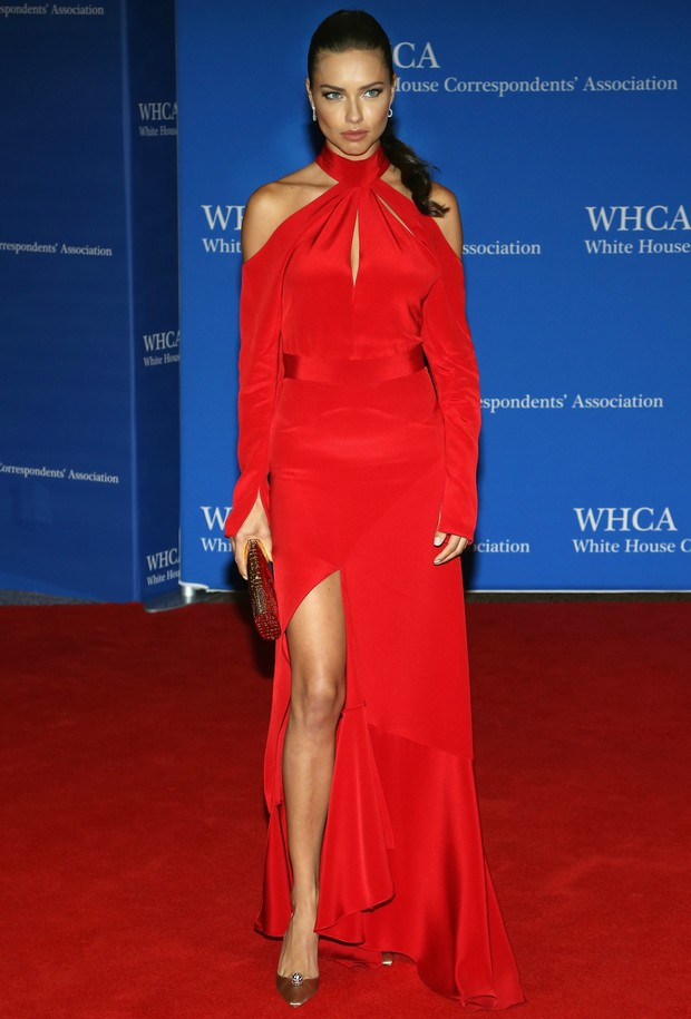 White House Correspondent's Dinner - Adriana Lima (Foto: Getty Images)