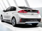 Hyundai mostra sua aposta para concorrer com o Toyota Prius