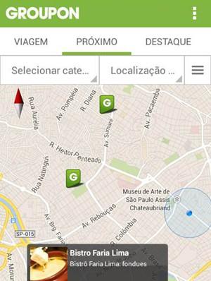Groupon tem projeto relançado e se torna 'shopping de promoções' (Foto: Divulgação)